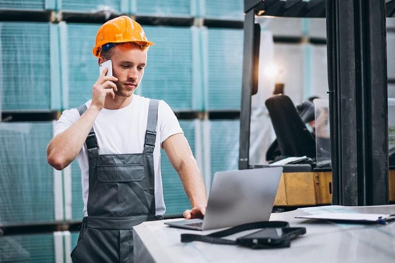 Pracownik ds.logistyki z technikami sprzedaży