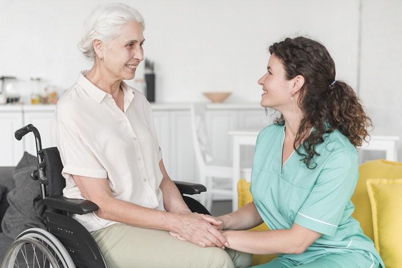 Opiekun/ka osób starszych